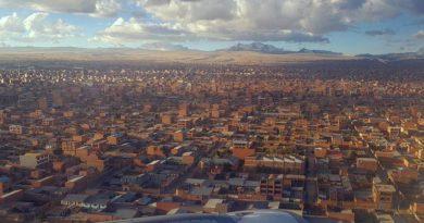 """El Alto y la construcción de su """"propia modernidad"""""""