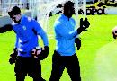 Jefferson Moreira de Bolívar y Samuel Galindo de The Strongest debutan hoy en El Alto