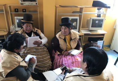 Fundación UNIR capacitará a periodistas radiales de El Alto para diálogo público