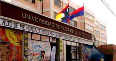 Historia de la Universidad Pública de El Alto UPEA