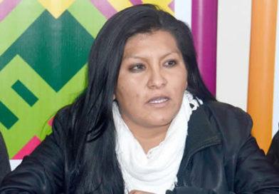 Soledad Chapetón anuncia que el Municipio de El Alto no aplicará el incremento de sueldos