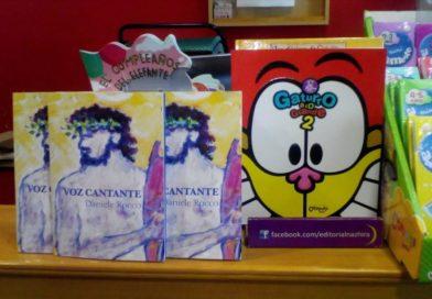 Anuncian llegada de libro de poemas de Daniele Rocco a El Alto