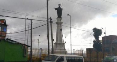 Corazón de Jesús, el monumento más antiguo de la ciudad de El Alto