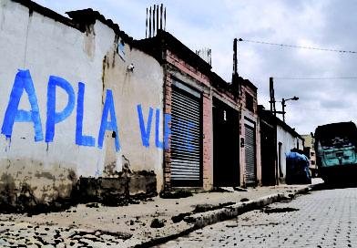 En El Alto loteadores se adueñan de 1.000 metros de un área verde
