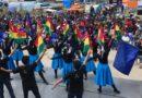 ReivindicArte Bolivia llegó a El Alto con danzas por el mar