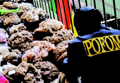 Los mercados de El Alto que trafican con fibra de vicuña