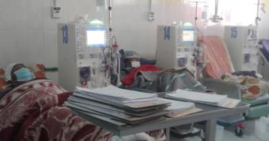 Enfermos renales de El Alto claman por insumos y medicamentos
