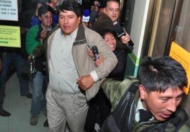 Edgar Patana vuelve a la cárcel esta vez por compra de buses Sariri